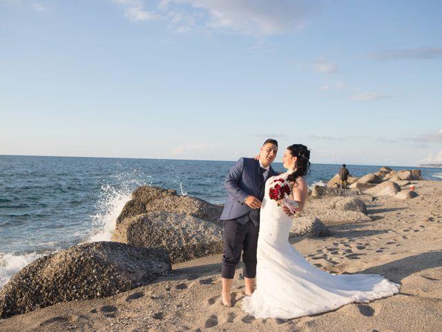 Le nozze di Jessica e Santi