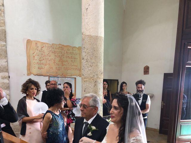 Il matrimonio di Mariagrazia e Salvatore  a Favara, Agrigento 2