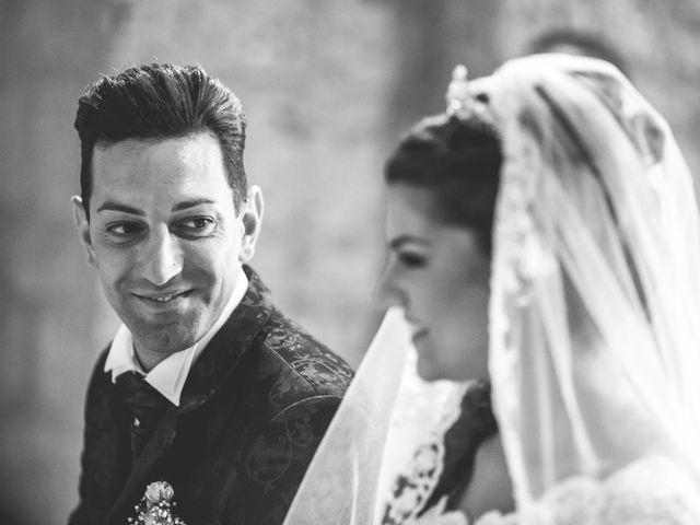 le nozze di Veronica e Giovanni