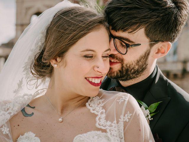 Le nozze di Giorgio e Virginia
