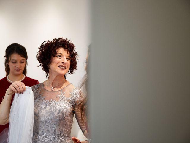 Il matrimonio di Mattia e Giulia a Roncade, Treviso 14