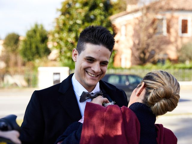 Il matrimonio di Mattia e Giulia a Roncade, Treviso 20