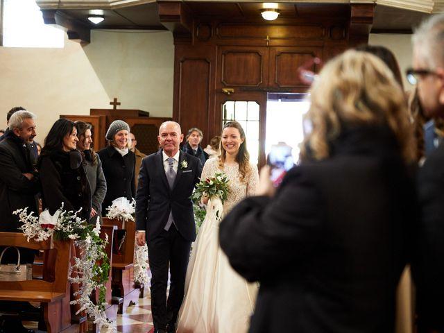 Il matrimonio di Mattia e Giulia a Roncade, Treviso 21