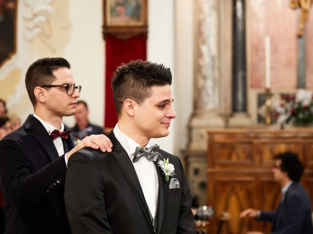 Il matrimonio di Mattia e Giulia a Roncade, Treviso 22
