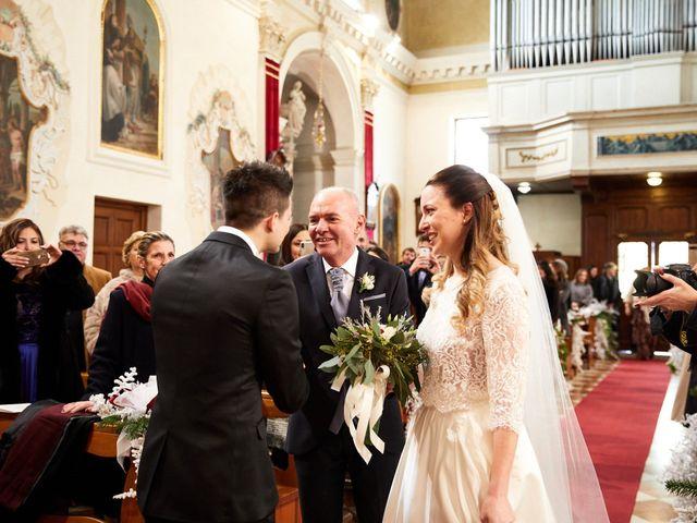 Il matrimonio di Mattia e Giulia a Roncade, Treviso 23