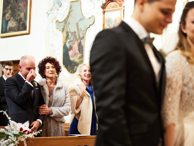 Il matrimonio di Mattia e Giulia a Roncade, Treviso 24
