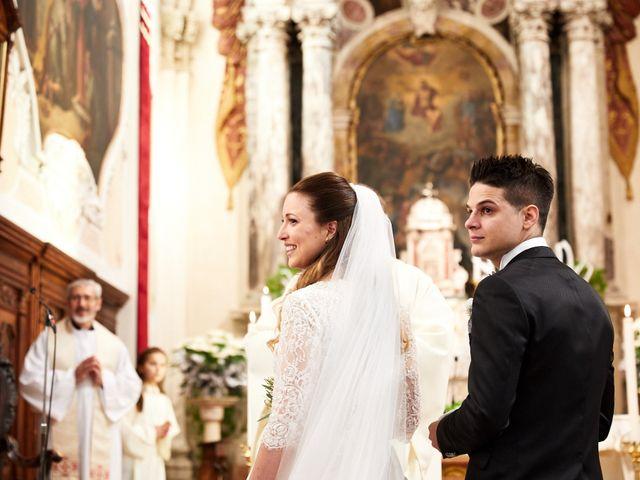 Il matrimonio di Mattia e Giulia a Roncade, Treviso 25