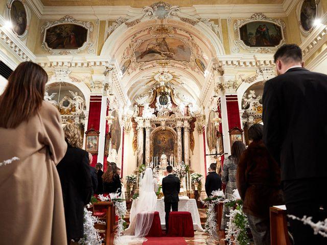 Il matrimonio di Mattia e Giulia a Roncade, Treviso 26