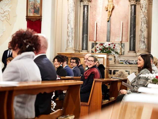 Il matrimonio di Mattia e Giulia a Roncade, Treviso 27