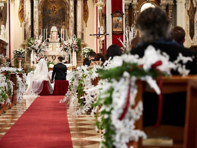 Il matrimonio di Mattia e Giulia a Roncade, Treviso 28