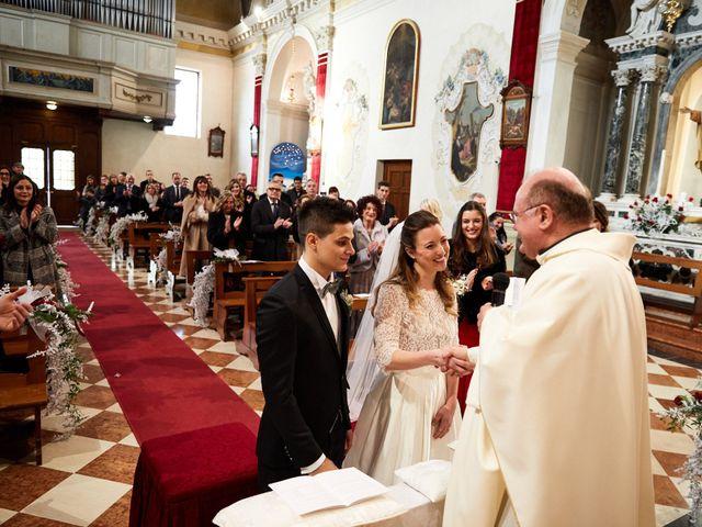Il matrimonio di Mattia e Giulia a Roncade, Treviso 30
