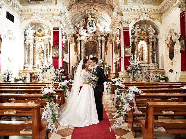 Il matrimonio di Mattia e Giulia a Roncade, Treviso 31
