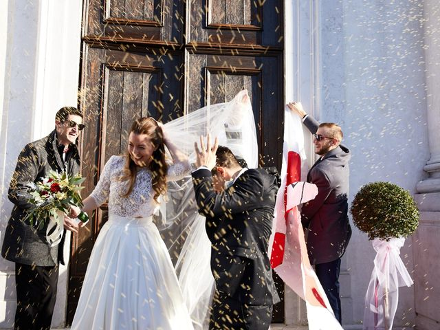 Il matrimonio di Mattia e Giulia a Roncade, Treviso 33
