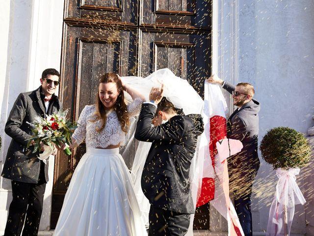 Il matrimonio di Mattia e Giulia a Roncade, Treviso 34