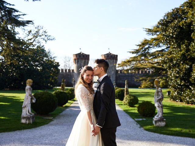 Il matrimonio di Mattia e Giulia a Roncade, Treviso 38