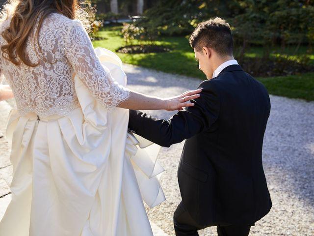 Il matrimonio di Mattia e Giulia a Roncade, Treviso 40