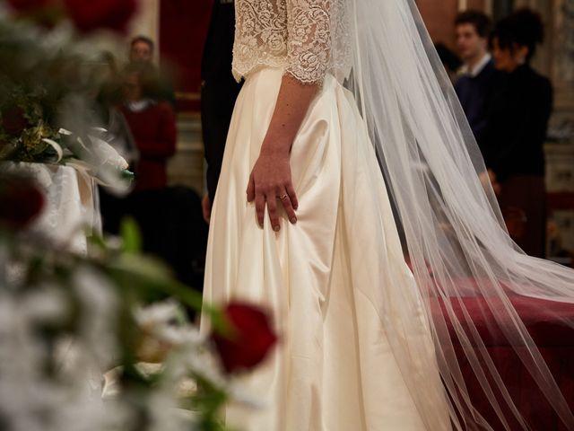 Il matrimonio di Mattia e Giulia a Roncade, Treviso 41