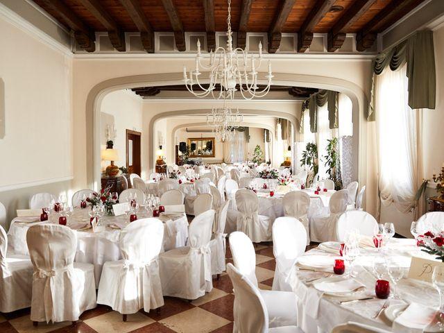 Il matrimonio di Mattia e Giulia a Roncade, Treviso 42