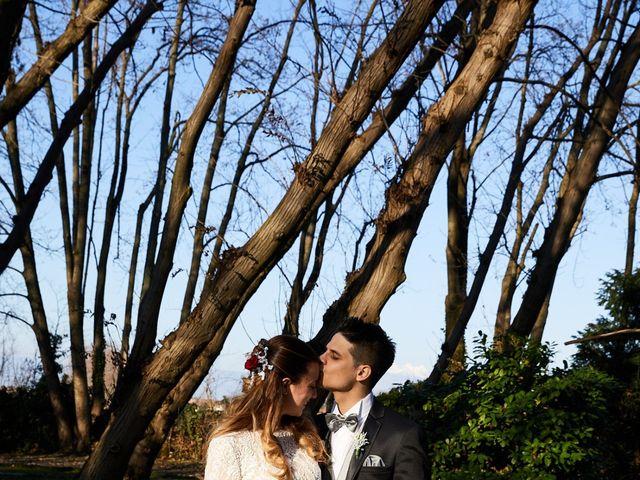 Il matrimonio di Mattia e Giulia a Roncade, Treviso 45