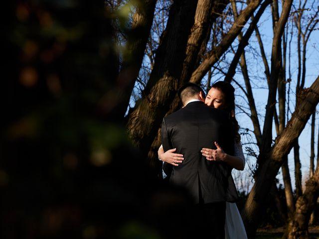 Il matrimonio di Mattia e Giulia a Roncade, Treviso 47