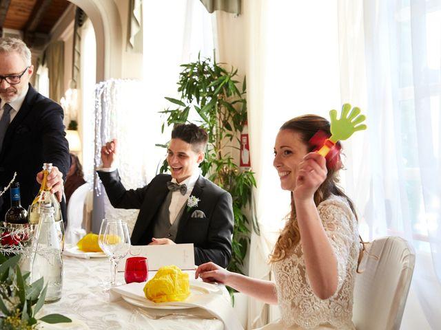 Il matrimonio di Mattia e Giulia a Roncade, Treviso 48