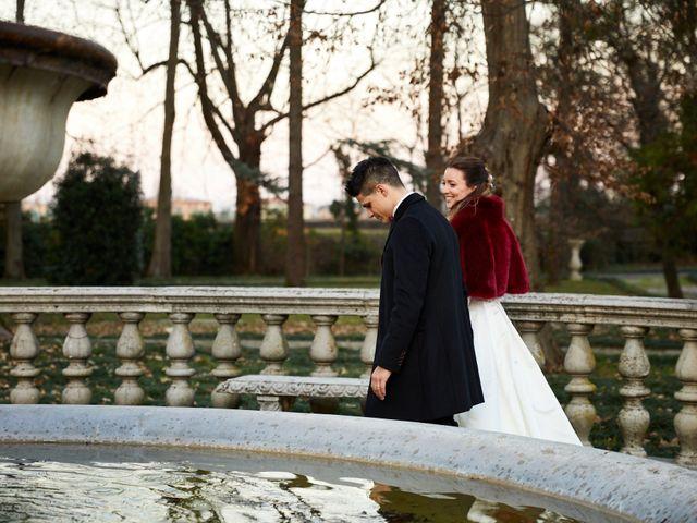 Il matrimonio di Mattia e Giulia a Roncade, Treviso 54