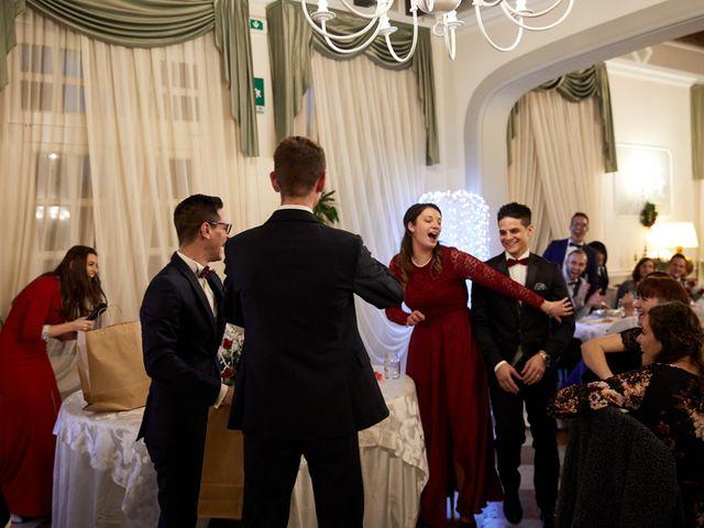 Il matrimonio di Mattia e Giulia a Roncade, Treviso 57