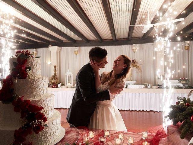 Il matrimonio di Mattia e Giulia a Roncade, Treviso 59