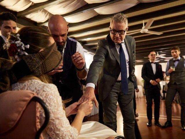 Il matrimonio di Mattia e Giulia a Roncade, Treviso 64