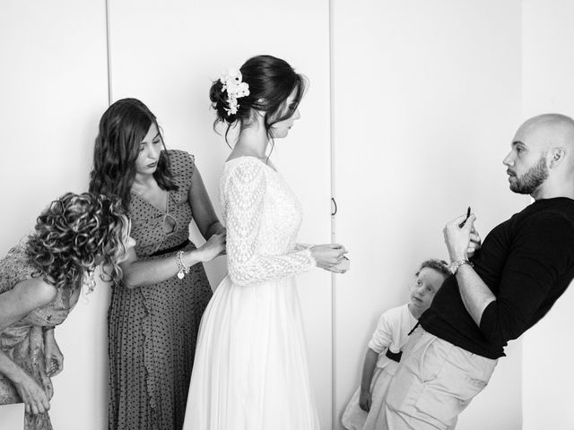 Il matrimonio di Riccardo e Sara a Varese, Varese 6