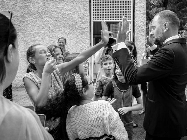 Il matrimonio di Riccardo e Sara a Varese, Varese 16