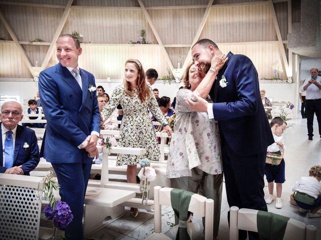 Il matrimonio di Riccardo e Sara a Varese, Varese 19