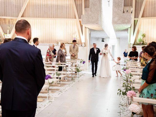Il matrimonio di Riccardo e Sara a Varese, Varese 24