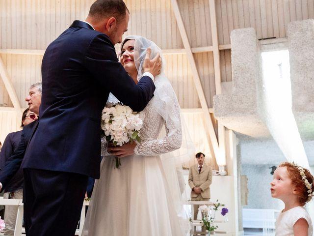 Il matrimonio di Riccardo e Sara a Varese, Varese 25
