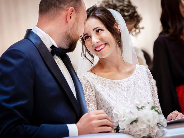 Il matrimonio di Riccardo e Sara a Varese, Varese 33
