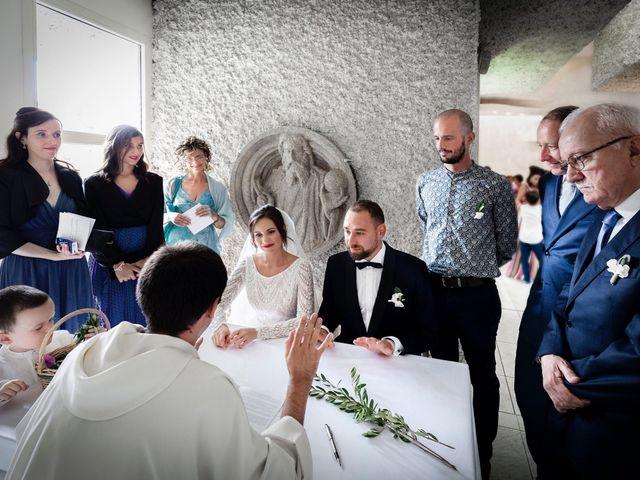 Il matrimonio di Riccardo e Sara a Varese, Varese 36