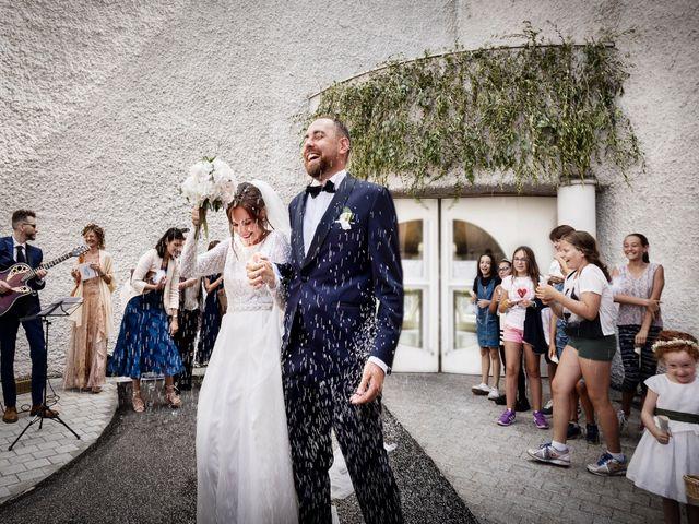 Il matrimonio di Riccardo e Sara a Varese, Varese 38