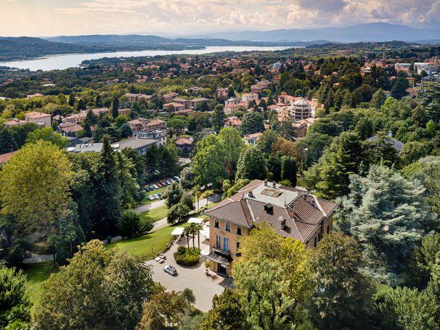Il matrimonio di Riccardo e Sara a Varese, Varese 43