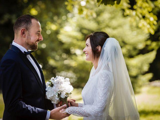 Il matrimonio di Riccardo e Sara a Varese, Varese 45