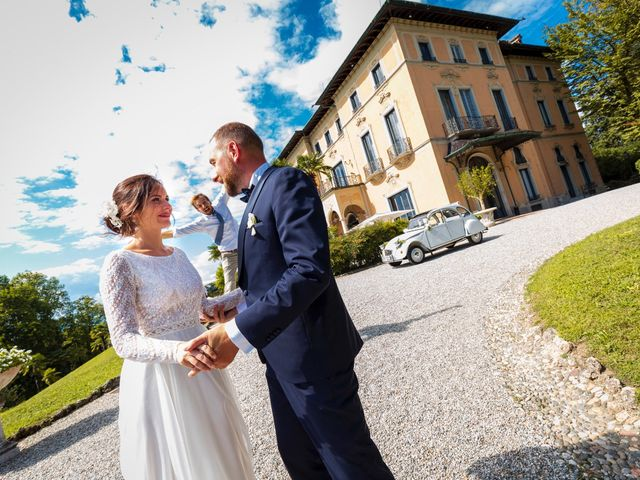 Il matrimonio di Riccardo e Sara a Varese, Varese 48