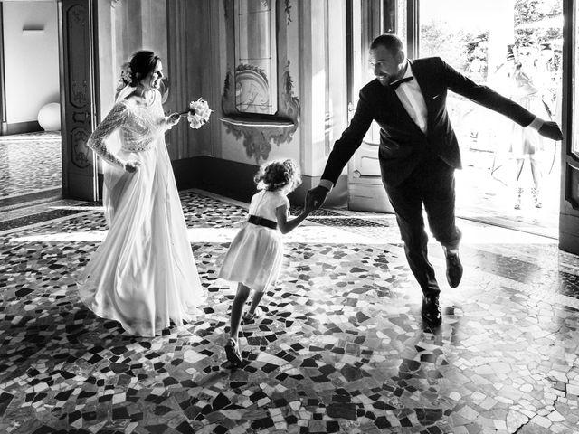 Il matrimonio di Riccardo e Sara a Varese, Varese 49
