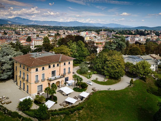 Il matrimonio di Riccardo e Sara a Varese, Varese 51
