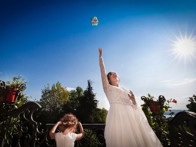 Il matrimonio di Riccardo e Sara a Varese, Varese 52
