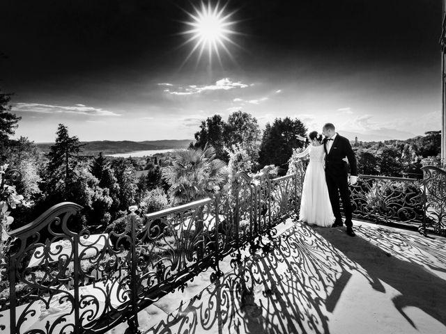Il matrimonio di Riccardo e Sara a Varese, Varese 53
