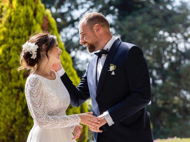 Il matrimonio di Riccardo e Sara a Varese, Varese 54