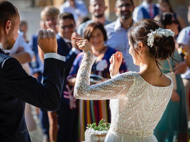 Il matrimonio di Riccardo e Sara a Varese, Varese 55