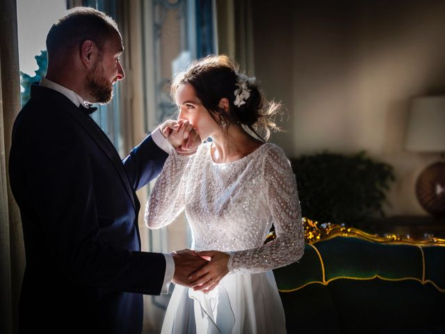 Il matrimonio di Riccardo e Sara a Varese, Varese 57