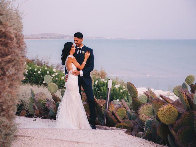Il matrimonio di Domenico e Ambra a Licata, Agrigento 20