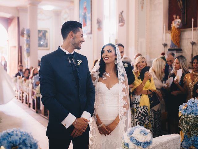 Il matrimonio di Domenico e Ambra a Licata, Agrigento 77