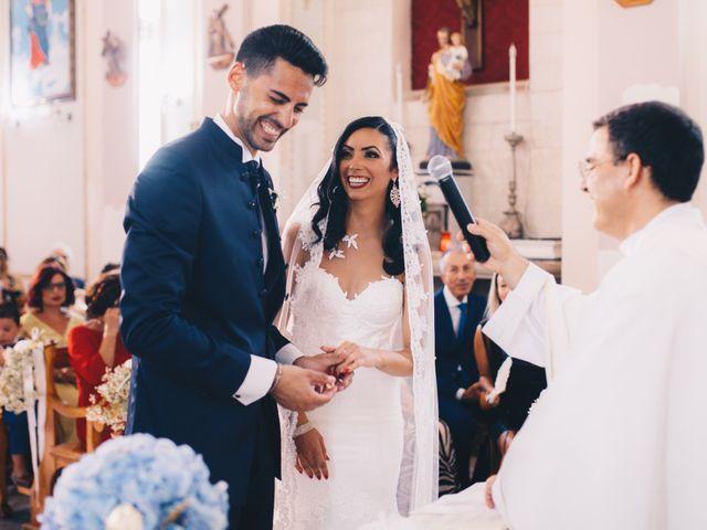 Il matrimonio di Domenico e Ambra a Licata, Agrigento 79